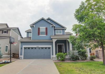Castle Rock CO Single Family Home Active: $455,000