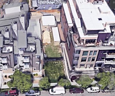 Denver Residential Lots & Land Under Contract: 3121 Zuni Street