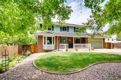 Arvada Single Family Home Active: 6825 Garrison Street