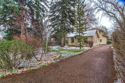 Lakewood Single Family Home Under Contract: 906 South Chase Street