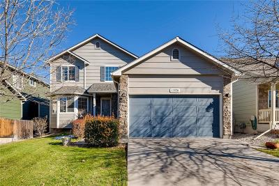Thornton Single Family Home Under Contract: 13928 Harrison Drive