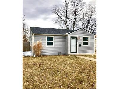 Arvada Single Family Home Under Contract: 5436 Reed Court