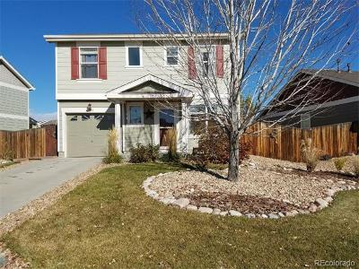 Lochbuie Single Family Home Under Contract: 866 Willow Drive