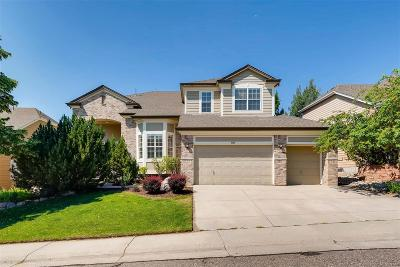 Castle Pines Single Family Home Under Contract: 680 Stonemont Court