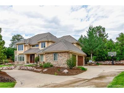 Castle Pines Village, Castle Pines Villages Single Family Home Active: 932 Anaconda Drive
