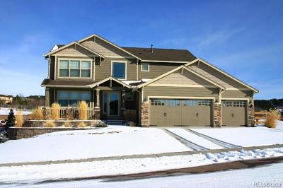 Monument Single Family Home Under Contract: 15531 Short Line Court