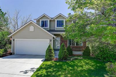 Highlands Ranch Single Family Home Under Contract: 9423 Cobblecrest Drive