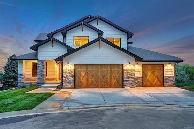 Golden Single Family Home Active: 2066 Elderberry Road