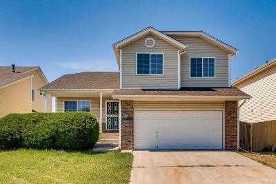 Denver Single Family Home Active: 14530 East 43rd Avenue