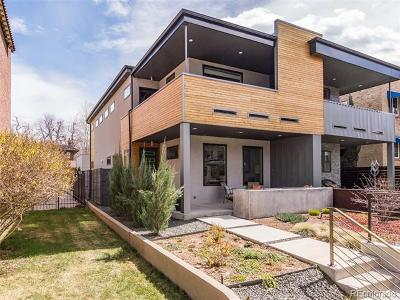 Denver Single Family Home Active: 1148 North Marion Street