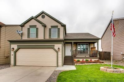 Littleton Single Family Home Under Contract: 9765 Fairwood Street