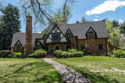 Single Family Home Active: 5130 East 6th Avenue Parkway