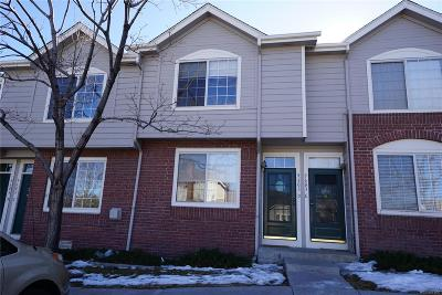Littleton Condo/Townhouse Under Contract: 9603 West Chatfield Avenue #D
