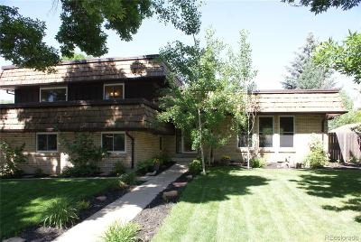 Broomfield Single Family Home Under Contract: 1311 Bellaire Street