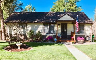 Englewood Single Family Home Under Contract: 4251 South Fox Street