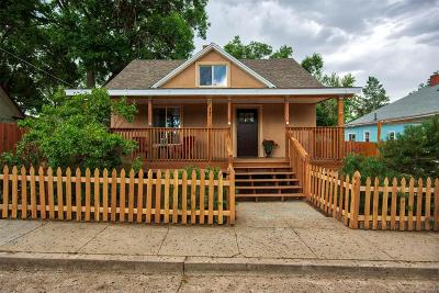 Old Colorado City Single Family Home Under Contract: 17 South Limit Street