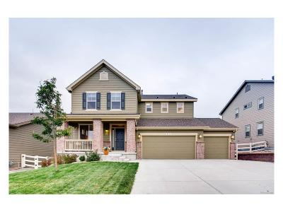 Crystal Valley, Crystal Valley Ranch Single Family Home Under Contract: 2551 Mountain Sky Drive