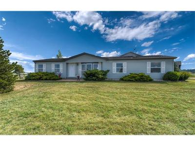 Kiowa Single Family Home Active: 13698 Hawkeye Road