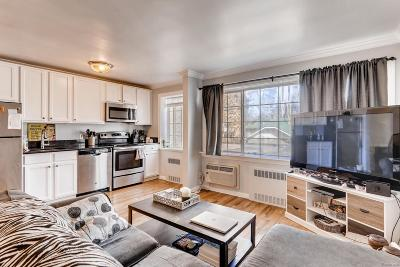 Condo/Townhouse Sold: 1450 Albion Street #203