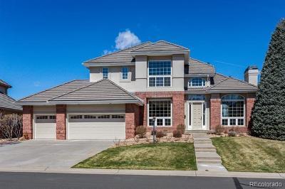 Single Family Home Active: 9385 East Hidden Hill Lane