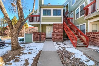 Aurora Condo/Townhouse Under Contract: 982 South Dearborn Way #1