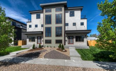 Denver Condo/Townhouse Active: 2615 South Acoma Street
