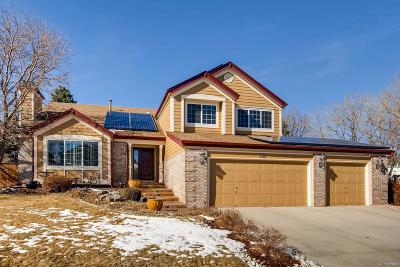 Highlands Ranch Single Family Home Under Contract: 9301 Lark Sparrow Drive