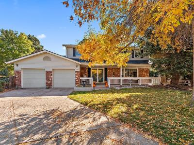 Parker Single Family Home Active: 11140 Dartmoor Court