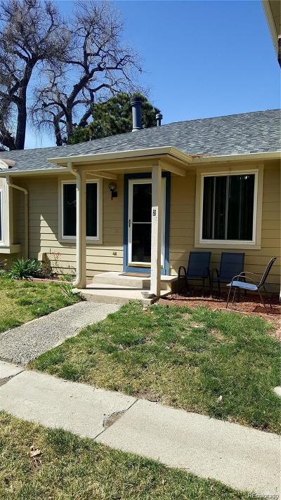Denver Condo/Townhouse Under Contract: 7935 York Street #2