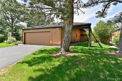 Colorado Springs Single Family Home Active: 2603 Ashgrove Street