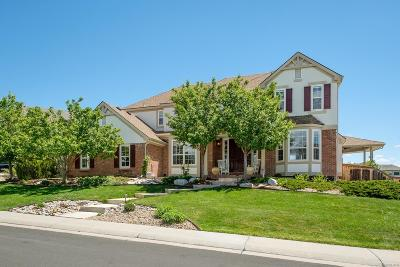 Highlands Ranch Single Family Home Under Contract: 10329 Brookhollow Circle