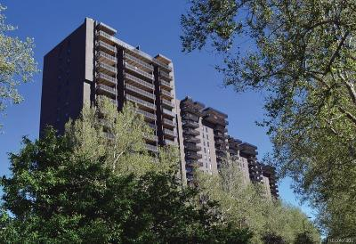 Wash Park, Washington, Washington Park, Washington Park East, Washington Park West Condo/Townhouse Active: 460 South Marion Parkway #1053