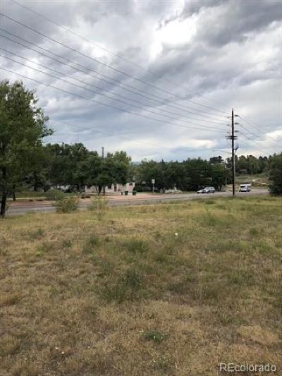 Residential Lots & Land Active: 910 South Wadsworth Boulevard