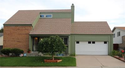 Broomfield Single Family Home Under Contract: 246 Cypress Lane