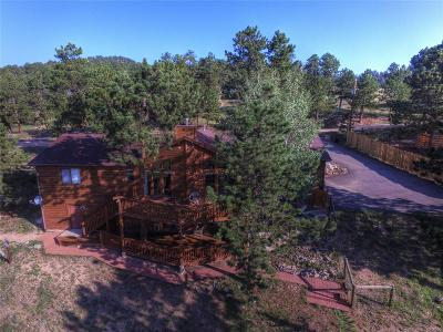 Park County Single Family Home Under Contract: 64 Pine Trail