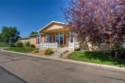 Frederick Single Family Home Active: 7821 St Vrain Drive #67
