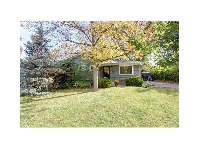Single Family Home Active: 2662 South Jackson Street