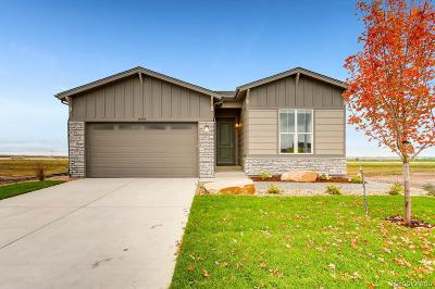 Greeley Single Family Home Under Contract: 10309 West 11th Street