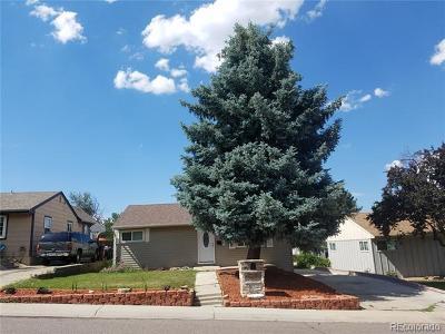 Denver Single Family Home Active: 5105 West Virginia Avenue