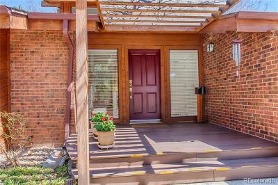 Boulder Single Family Home Active: 1739 Hawthorn Place
