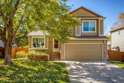 Highlands Ranch Single Family Home Active: 2154 Gold Dust Lane
