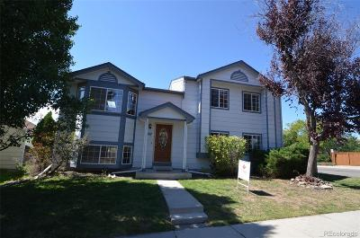 Castle Rock Single Family Home Under Contract: 157 Quicksilver Avenue