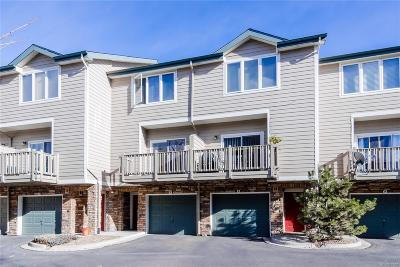 Littleton Condo/Townhouse Under Contract: 2769 West Riverwalk Circle #K