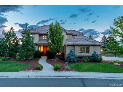 Highlands Ranch Single Family Home Active: 10258 Dowling Way