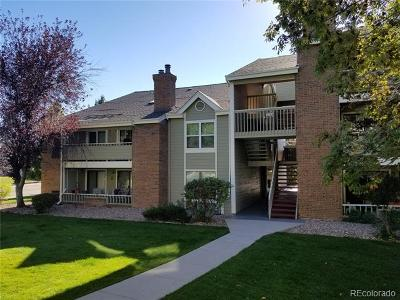 Littleton Condo/Townhouse Under Contract: 12093 West Cross Drive #103