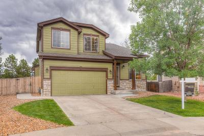 Parker Single Family Home Under Contract: 5171 Creek Way