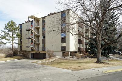 Denver Condo/Townhouse Active: 3450 South Poplar Street #302