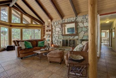 Evergreen Single Family Home Under Contract: 29954 Paint Brush Drive