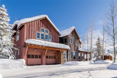 Steamboat Springs Condo/Townhouse Active: 1315 Turning Leaf Court #The Porc