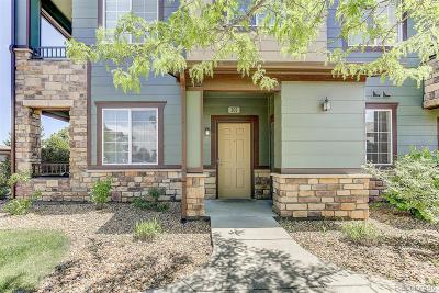 Denver Condo/Townhouse Active: 5255 Memphis Street #208